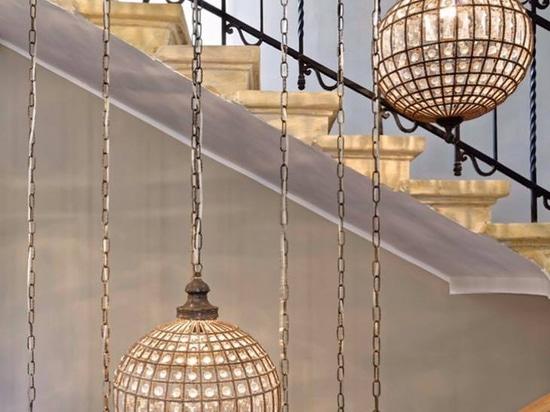 Eklego Hotel in Egypt re-illumination