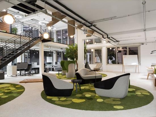Entwurf und Planung: CSMM in Zusammenarbeit mit D'NA, Fotografin: Eva Jünger