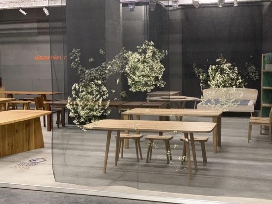 vitamin design at imm cologne 2019 new design furniture