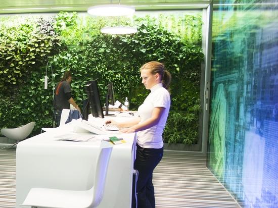 The green Future of Architecture