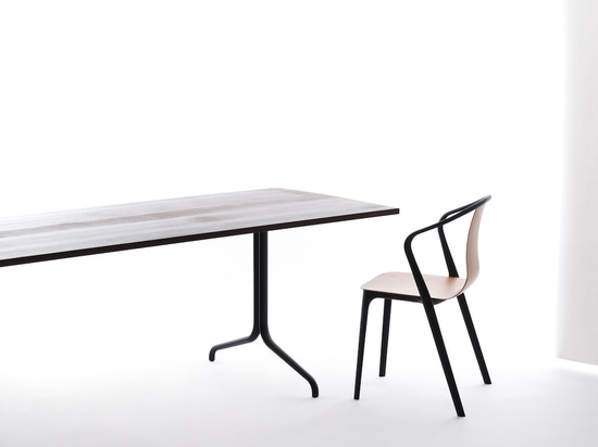MILAN 2015: VITRA'S NEW BELLEVILLE COLLECTION