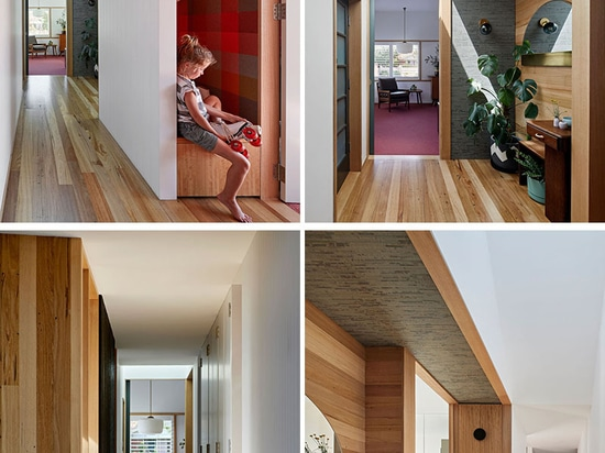 Additional Living Space Was Added To This 1960s Australian Home