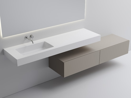 MURALE by VALLONE®: Individual and customized wash basin solutions