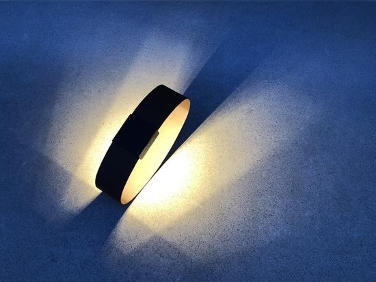 solar lamp RING