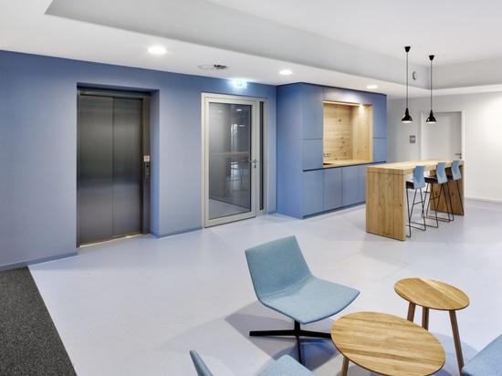New Blauhaus, Germany
