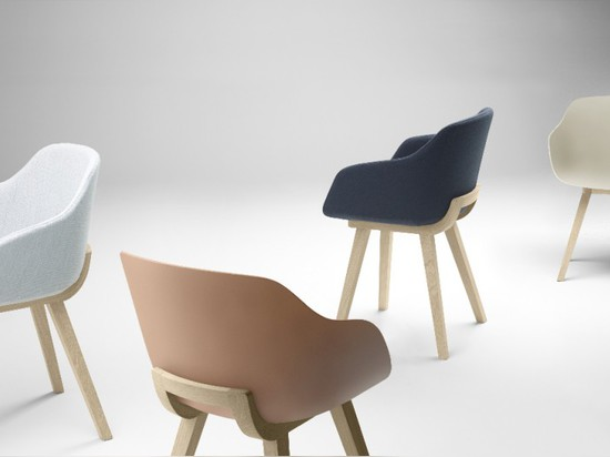 KUSKOA BI CHAIR MAKES BIOPLASTICS A DESIGN REALITY