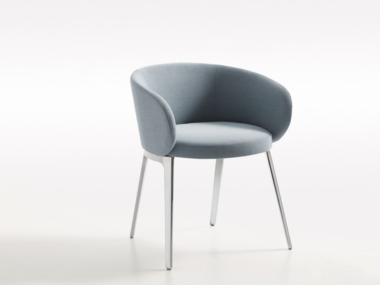 IMM COLOGNE: ROC CHAIR BY UWE FISCHER FOR COR