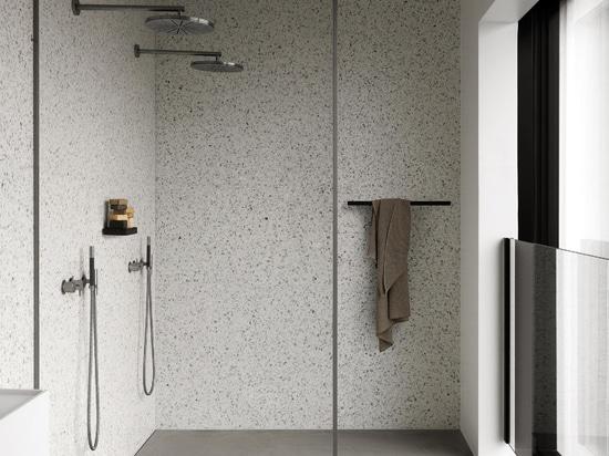 Towel Bar | Black
