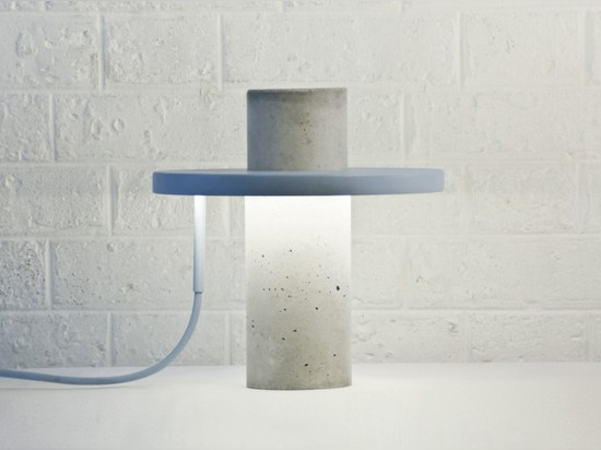 ALEXANDER DUBREUIL'S TOTEM LIGHT COMBINES FUNCTION WITH AESTHETICS