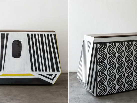 THE FABULOUS GRAPHIC PATTERNS OF DOKTER & MISSES