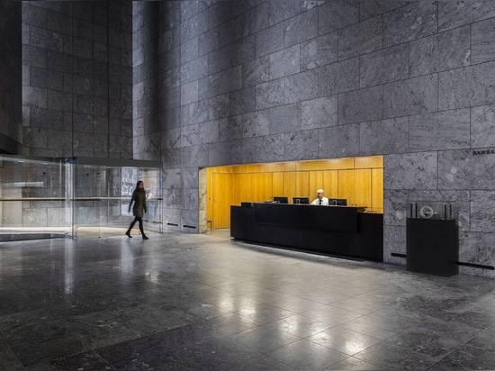 RENOVATION OF DANMARKS NATIONAL BANK