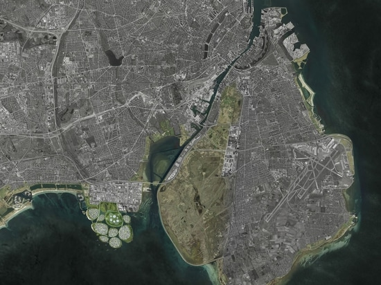 GREATER COPENHAGEN EXPANDS WITH NINE NEW ISLANDS