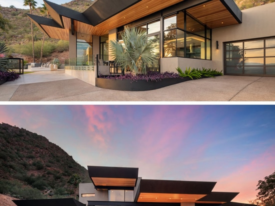 Cholla Vista Home by Kendle Design Collaborative