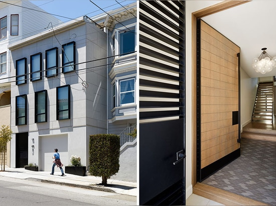 Feldman Architecture Has Designed The Remodel Of This San Francisco Home In Noe Valley