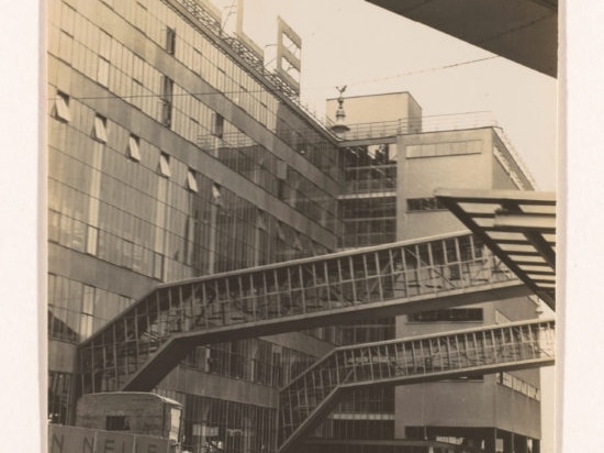 The Van Nelle Factory in Rotterdam