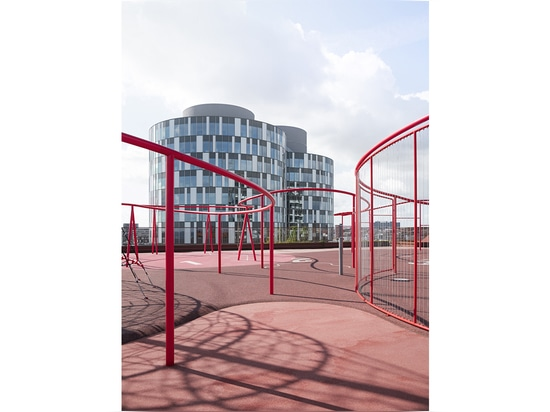 Second prize: Alexander Mai and Mikula Platz © Alexander Mai, Mikula Platz /architekturbild