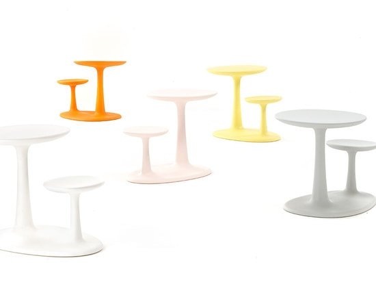 ALFIE FUNGHI by Philippe Starck