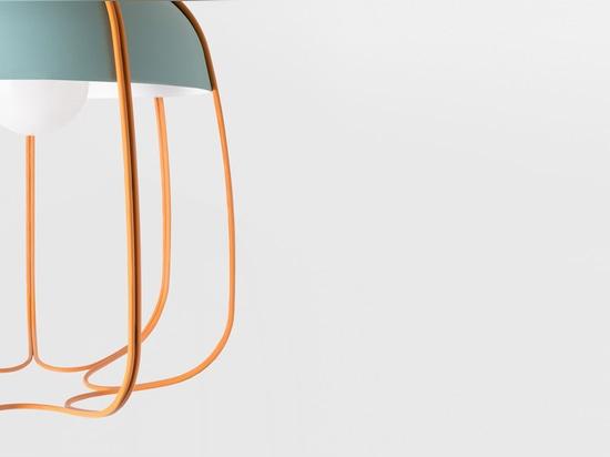 TULL LAMP BY TOMMASO CALDERA