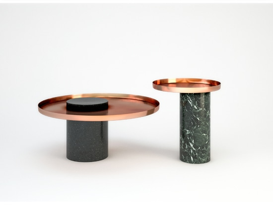 Tables Salute by Sebastian Herkner for La Chance
