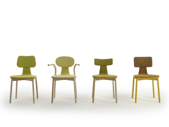 Silla40 chairs by Nadadora