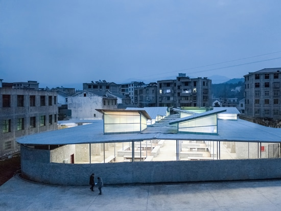 Fresh Food Theatre / Describing Architecture Studio