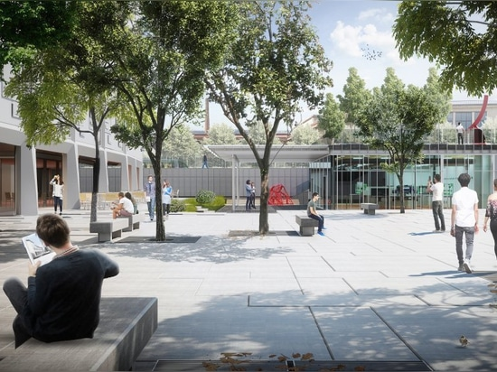 renzo piano plans new architecture campus for politecnico di milano