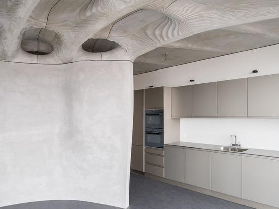 the digitally-built DFAB HOUSE by ETH zurich opens in switzerland