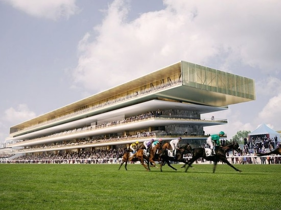 Longchamp Racecourse – France