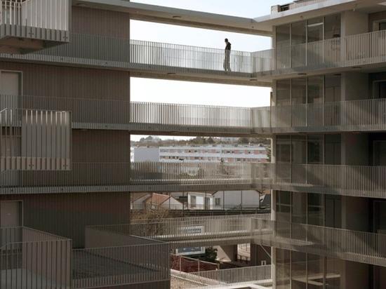 KAAN Architecten opens new Paris office