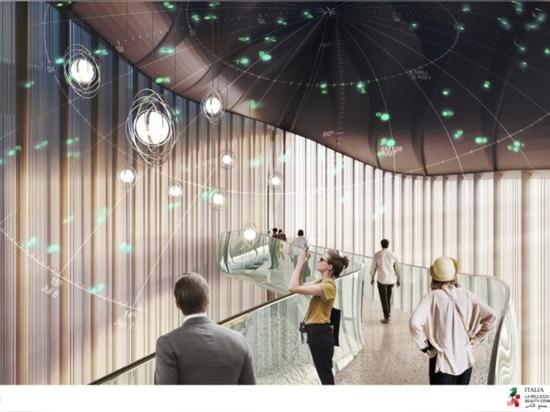 CRA-Carlo Ratti Associati, Italo Rota Building Office, Matteo Gatto & Associati and F&M Ingegneria win competition for Italy's Pavilion at Expo Dubai 2020