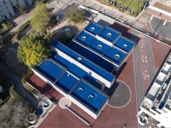 Elancourt Music School by OPUS 5 Architectes