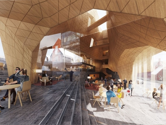 Henning Larsen win design competition for Hotel Tórshavn