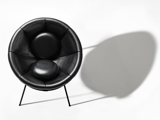 ARPER RELAUNCH OF LINA BO BARDI'S BOWL CHAIR