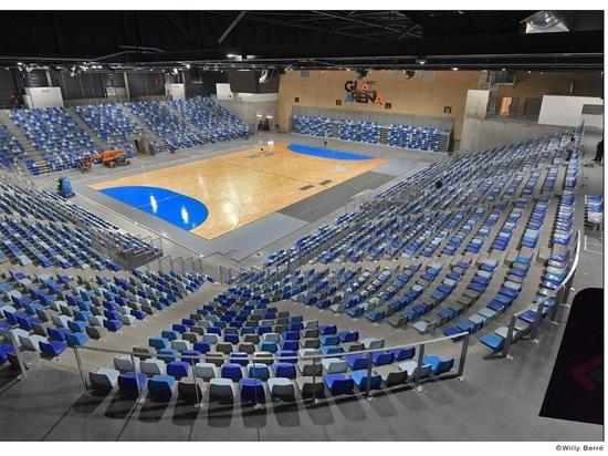 Glaz Arena Insitual Seats
