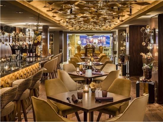 The Fairmount Hotel Vier Jahreszeiten - Restaurant Nikkei Nei