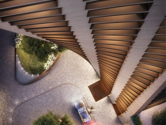 Topping out for The XI by BIG-Bjarke Ingels Group
