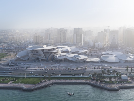 National Museum of Qatar / Atelier Jean Nouvel