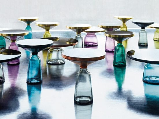 Bell Table Coffee Table, Sebastian Herkner 2012. Courtesy of ClassiCon.