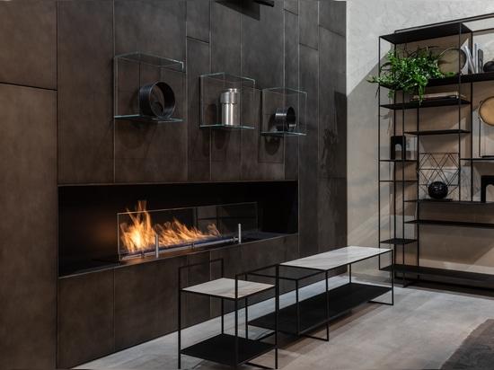 FLA 3 at Salone Del Mobile 2019 in cooperation with Ronda Design