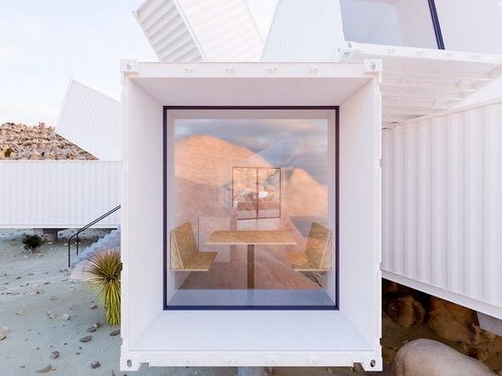 James Whitaker's Shipping Container Home