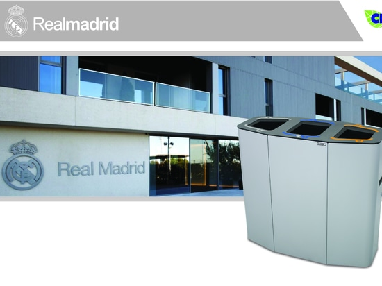 Real Madrid new facilities are equipped with Cervic Environment