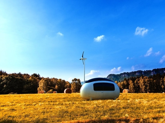 You Can Finally Buy an Ecocapsule Micro Home in the U.S.