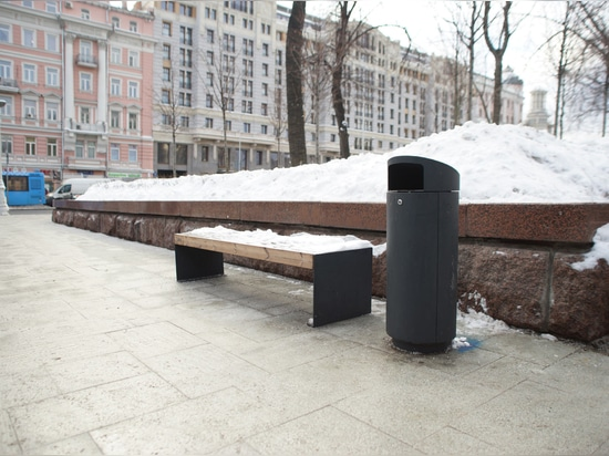 The Boulevard Ring, Moscow
