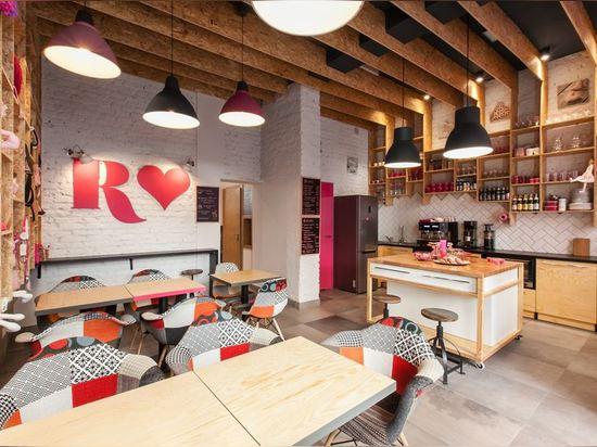 Rozove Cafe
