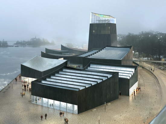 Moreau Kusunoki Architectes was just crowned winner in the Guggenheim Helsinki Museum's unprecedented, anonymous design competition. The Solomon R. Guggenheim Foundation selected the Paris-based ar...