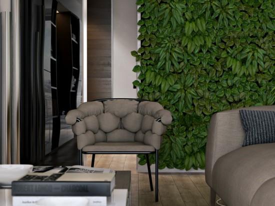 Attrayant Verdant Vertical Gardens Bring Beauty Indoors