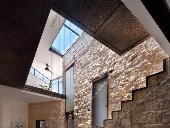 Henkin Shavit Architecture & Design, Reflection House, Safed, Israel