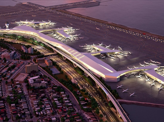 la guardia reveals plans to bring new york air-travel into the 21st century