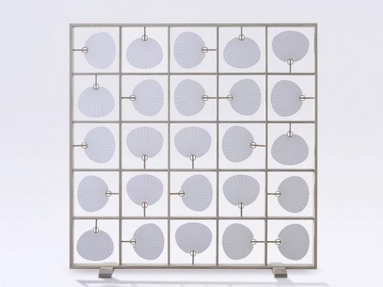 'light fan screen' by yuan yuan studio