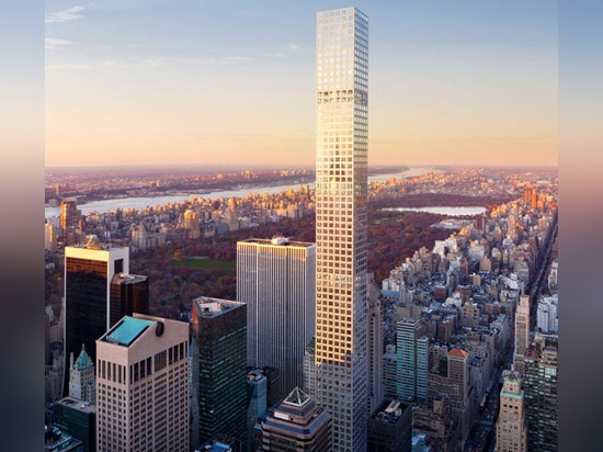 432 Park Avenue, USA, by Rafael Viñoly Architects